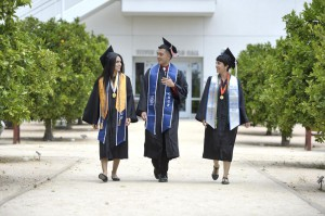 A glimpse into the CSUF Class of 2015