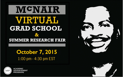 Virtual Grad School & Summer Research Fair