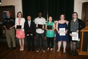 UW-Superior Celebrates 2015 TRiO Awards Day