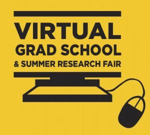 Virtual Grad School & Summer Research Fair