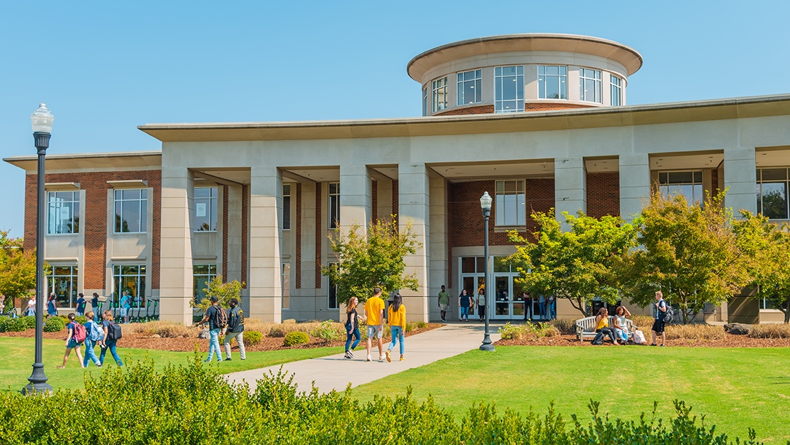 UNCG Honored for First-Generation Student Success