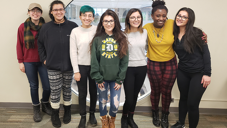 McNair Scholars from Wayne State to Present Research at University of Maryland Conference