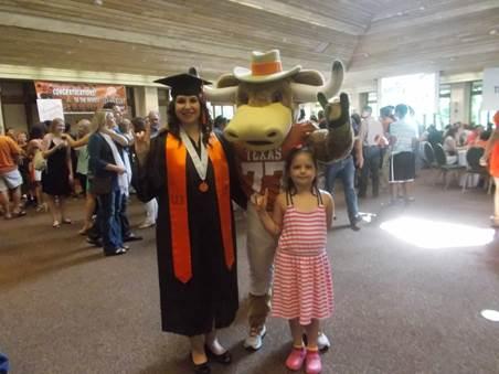 UT McNair Scholar - Elda Trevino
