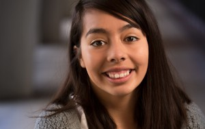 CSUF McNair Scholar Blanca Ramirez will be conducting research at Princeton this summer.