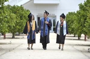 Cal State Fullerton (CSUF) Graduates
