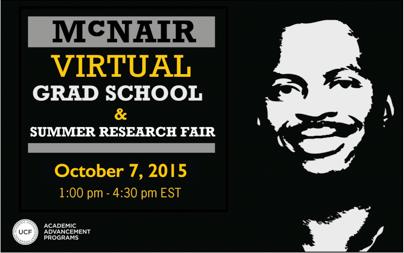 McNair Virtual Fair