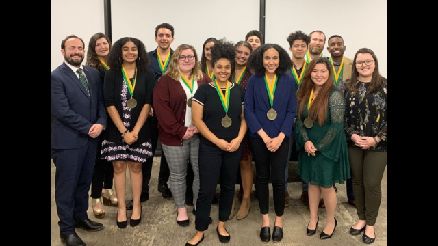 Baylor's Graduating Cohort Prepares for Impressive Graduate Program Plans
